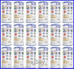 18 intex type A easy set pool filter cartridges 59900E