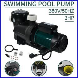 1.5KW 35 m³/h Schwimmbadpumpe Poolpumpe Swimmingpool Pumpe für 2HP 380V