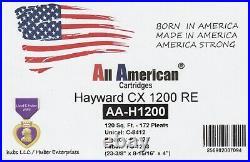 2 PK Pleatco PA120, Filbur FC-1293, Hayward CX1200RE Pro-Clean 125, Pool Filters