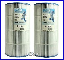 2 Unicel C-8409 CX900RE PXC-95 Sta-Rite Hayward Replacement Pool Filters C8409