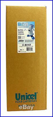 2 Unicel C-8412 Hayward CX1200RE Star Clear Plus Filter Cartridges C8412