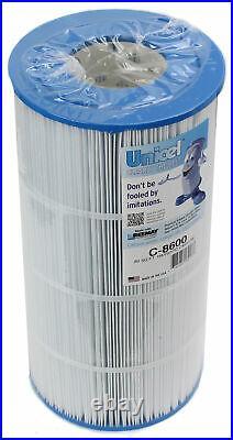 2 Unicel C-8600 Filter Cartridges Hayward Star Clear II C800 C1500 CX800RE PA80