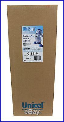 2 Unicel C-8610 Hayward Star Clear II CX1100 Filter Cartridges PA100 FC-1290