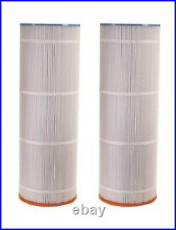 2 Unicel UHD-SR100 Replacement Filter Cartridges 102 Sq Ft Sta-Rite WC108-58S2X