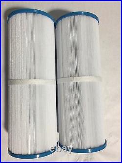 2 pack spa FILTERS FITSPleatco PTL50P4-4, Unicel 4CH-50, FC-0151 Advanced, LA