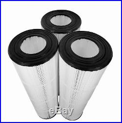 3x JACUZZI ROUND Tri-clops TC-600 XLS789 Filter fits C-7452 FC-1494 PJC-180-M4