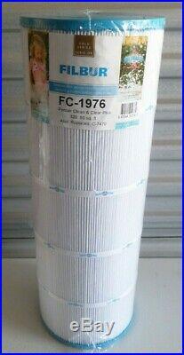 4PK FILBUR FC-1976 POOL FILTER FC1976 PENTAIR CLEAN & CLEAR PLUS C-7470 20 x 7