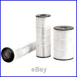4 Filter Cartridges For Pentair Clean & Clear Plus 520 PCC130 C-7472 FC-1978