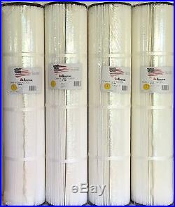 4 PACK Pentair Clean & Clear Plus 520 R173578 R178585 817-0143 Filter Cartridge