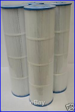 4 PACK Pool Filters FIT PA100N C4000 C4025 CX870XRE C-7487 FC-1270