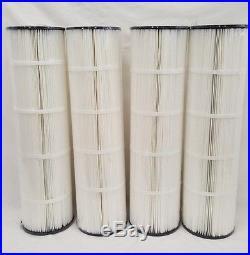 4 Pentair Clean Clear Plus 420 Cartridge XLS718 C-7471 FC1977 PLEATCO PCC105 USA