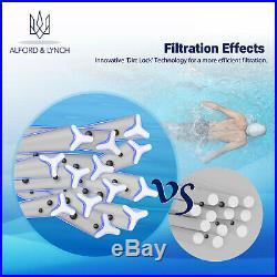 4 Spa Filters Dynamic 03FIL1600 Pleatco PRB50-IN Filbur FC-2390 Unicel C-4950