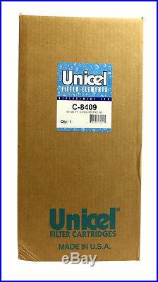 4 Unicel C-8409 CX900RE PXC-95 Sta-Rite Hayward Replacement Pool Filters C8409