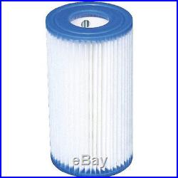 6 Pack Intex TYPE A Filter Cartridges (Model 29000E) For Swimming Pool