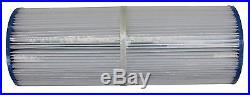 6 Unicel C-4625 Rainbow Pentair In-Line Replacement Spa Filter Cartridges C4625