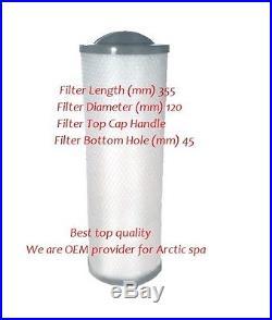 6 pcs Arctic Spas & Coyote 2009 hot tub original spa filter