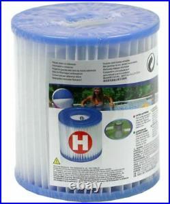 6 x INTEX 29007 Pool Filter Cartridge SIZE TYPE H for Swimming Pool PUMP