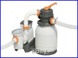 Bestway 58495 Pump Filter Media Sand 3785 L/H for Pools from 1100 a 27000 L