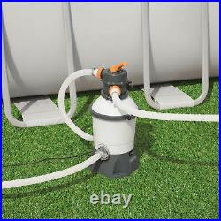 Bestway Durable Flowclear 1500 Gallon Sand Filter for Swimming Pools (Used)