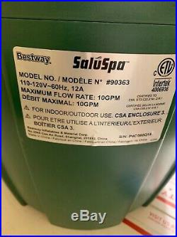 Bestway SaluSpa Replacement PUMP model 90363