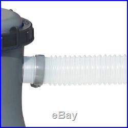 Bestway Type VII/D Filter Cartridges + Pool Cleaning Kit + Pool Filter Pump