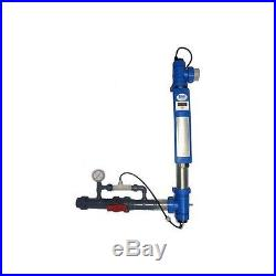 Blue Lagoon Ozone & Ultraviolet combination Pool Water Purifier Sterilizer Unit