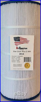 Buy 6 PACK & $AVE Replacement Cartridge filter for Hayward CX900RE Unicel C8409