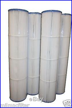 CLOSEOUT Pool Filter 4 Pack FITS Unicel C-7494 Pleatco PA131 FC-1227 Hayward