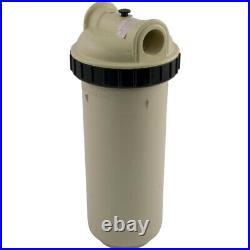 Cartridge Filter, Pentair Rainbow RDC-50, Inline, 1-1/2s