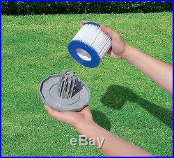 Coleman Spa Filter Pump Replacement Cartridge Type VI 58323 (Bestway Compatible)