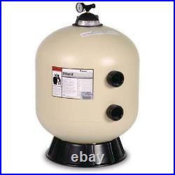 EC-140210 30 Side Mount Sand In-Ground Pool Filter Limited Warranty Pentair