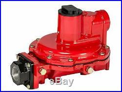 Emerson-Fisher Lp-Gas Equipment R622H-Dgj 1St Stage Regulator, 8-12 Psig Spring