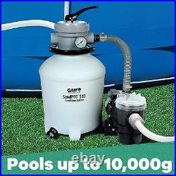 Game Sandpro 50D bomb 1/2 HP Above Ground Pool Sand Filter Unit