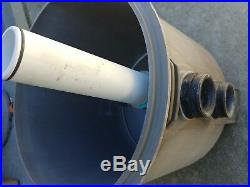 Genuine Hayward DEX2420AT Tank Body Fits Hayward C2020/3020/4020/5020 & More