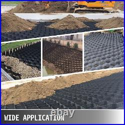 Geo Grid Ground Grid Geo Cell Grid 9x17ft Gravel Geo Grid 4Inch High Gravel Grid