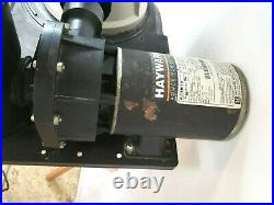HAYWARD C4001575XES AG Swimming Pool Filter System With Pump
