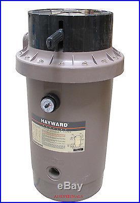 HAYWARD EC75 PERFLEX D. E. DE SWIMMING POOL FILTER EC75A