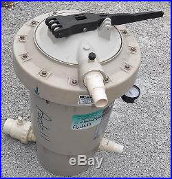 Hayward ec 40 ec40 pool filter perflex series d e diatomaceous earth for Diatomaceous earth substitute for swimming pools