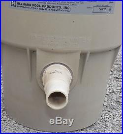 HAYWARD EC-40 EC40 POOL FILTER PERFLEX SERIES D. E. DIATOMACEOUS EARTH