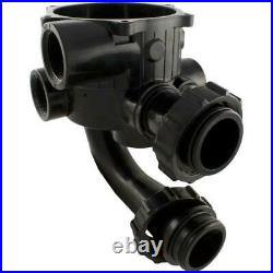 HAYWARD Valve Body withGasket & Sight Glass withFilter Tank Pipes and Locknuts for