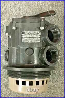Hayward 1.5 vari-flow multiport valve (hayward sp07122)