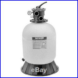 Hayward 20 Pro Series Sand Filter with S210T Pool Filter NEW