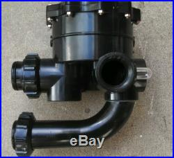 Hayward 2 vari-flow valve