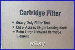 Hayward 90 sq ft Star Clear Plus filter cartridge