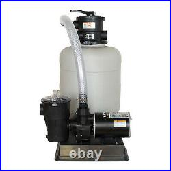 Hayward Above Ground Pool Pro Series 1HP Sand Filter Pump System (For Parts)