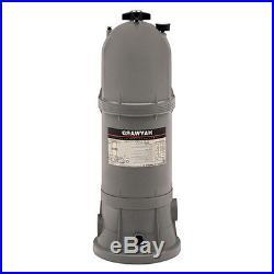 Hayward C1200 Star-Clear Plus 120 Sq. Ft. 1.5 Pipe Pool Filter