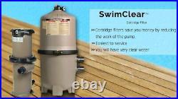 Hayward C150S SwimClear Single Element Cartridge Pool Filter 150sq. Ft