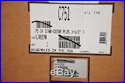 Hayward C751 Star-Clear Plus 75-SQ-FT 1-1/2-Inch FIP Pipe Cartridge Pool Filter