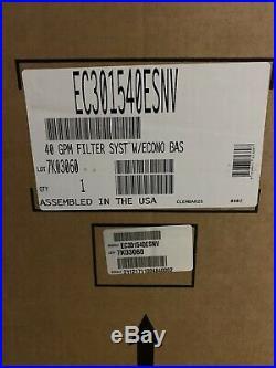 Hayward EC30 Perflex 40 GPM Pump Above Ground DE Filter System EC301540ESNV