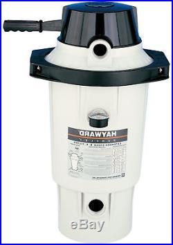 Hayward EC40AC Perflex DE Filter With Valve